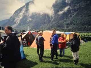 Kanu-Camp JEM 1996 Nikolsdorf